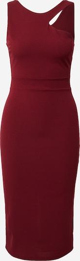 WAL G. Cocktailklänning 'NELLI' i vinröd, Produktvy