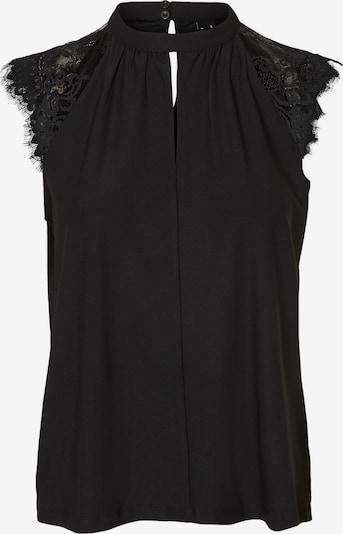 VERO MODA Blus 'Milla' i svart, Produktvy
