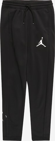 Pantaloni de la Jordan pe negru