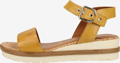 TAMARIS Sandalen in gelb, Produktansicht