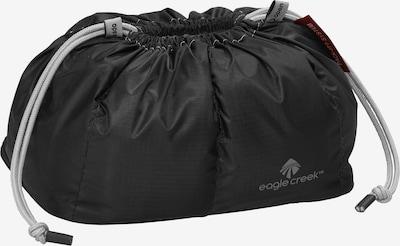 EAGLE CREEK Toilettas 'Pack-It Specter' in de kleur Lichtgrijs / Zwart, Productweergave