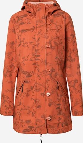 Blutsgeschwister Between-Season Jacket in Orange