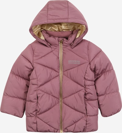 NAME IT Winterjacke 'MILTON' in gelb / mauve, Produktansicht