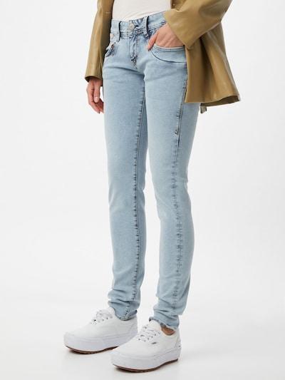 Herrlicher Jeans 'Herrlicher Piper Slim Reused Denim' in Blue, View model