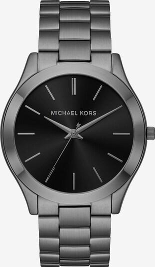Michael Kors Uhr in grau / schwarz, Produktansicht