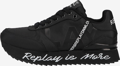 REPLAY Sneaker in schwarz, Produktansicht