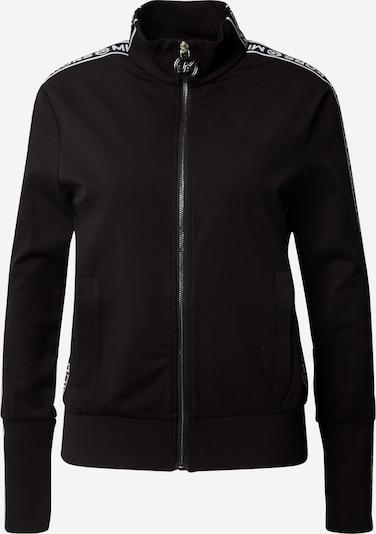 MICHAEL Michael Kors Jacke in schwarz / weiß, Produktansicht