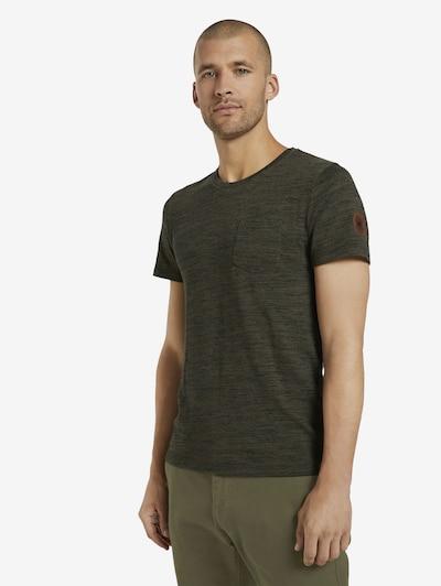 TOM TAILOR Shirt in de kleur Groen: Vooraanzicht