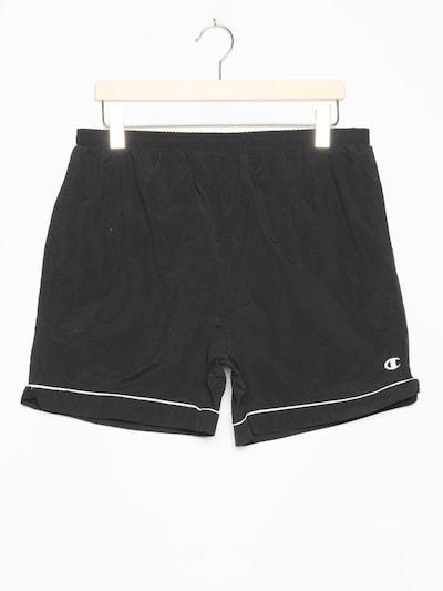 Champion Authentic Athletic Apparel Badehose in L in schwarz, Produktansicht