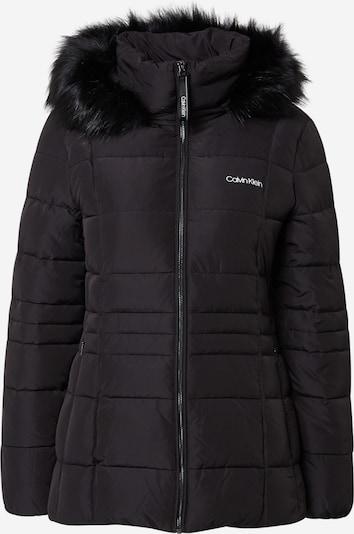 Calvin Klein Zimska jakna 'SORONA' | črna barva, Prikaz izdelka