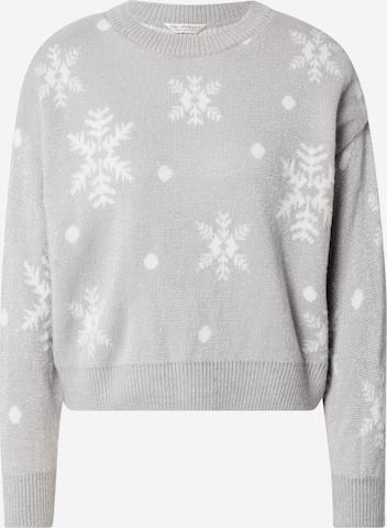 Miss Selfridge Pullover in Grau