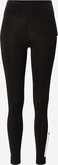new balance Pantalon de sport 'Essentials' en noir / blanc, Vue avec produit