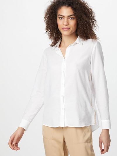 Bluză MINE TO FIVE pe alb, Vizualizare model