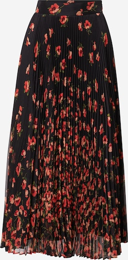 Twinset Skirt 'GONNA LUNGA' in Green / Pink / Red / Black, Item view