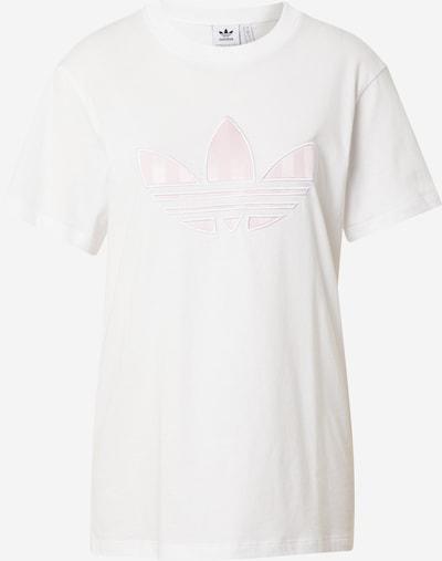 Tricou 'LOOSE TEE' ADIDAS ORIGINALS pe alb, Vizualizare produs