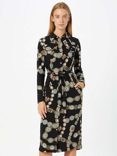 kék / barna / szürke / fekete / fehér Lauren Ralph Lauren Ingruhák 'DOANE', Modell nézet