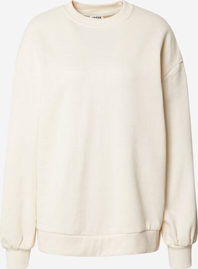 Urban Classics Sweatshirt in Cream, Item view