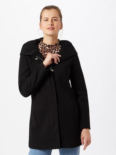 VERO MODA Mantel 'Dafnedora' in schwarz, Modelansicht
