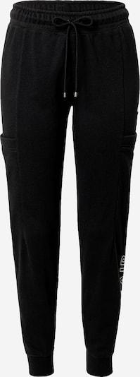 Nike Sportswear Hose in schwarz / weiß, Produktansicht