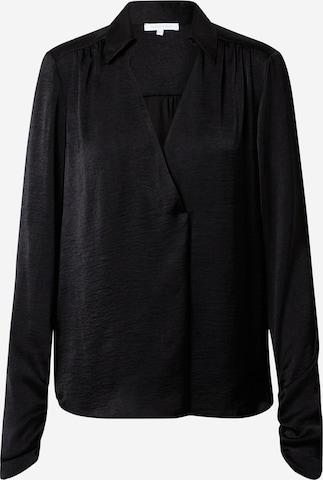 PATRIZIA PEPE Μπλούζα 'Camicia' σε μαύρο