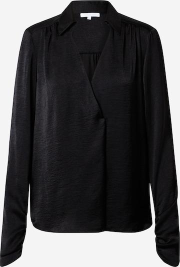 PATRIZIA PEPE Shirt 'Camicia' in schwarz: Frontalansicht