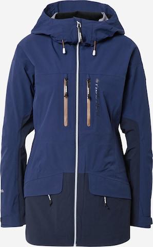 ICEPEAK Outdoor Jacket 'DATTELN' in Blue