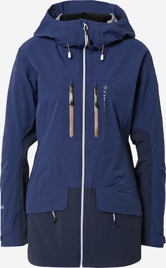 ICEPEAK Veste outdoor 'DATTELN' en bleu / bleu foncé, Vue avec produit