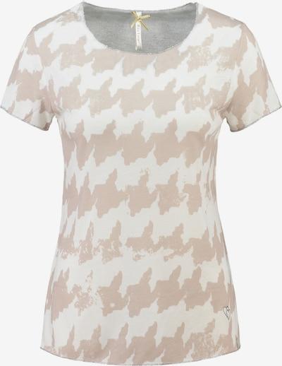 Key Largo T-Shirt 'WT STAIN' in sand, Produktansicht