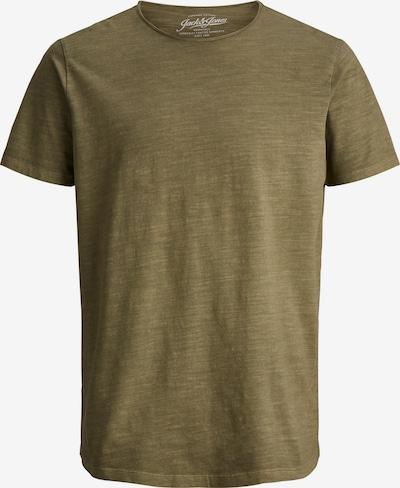 JACK & JONES Camiseta 'JJEASHER' en oliva, Vista del producto