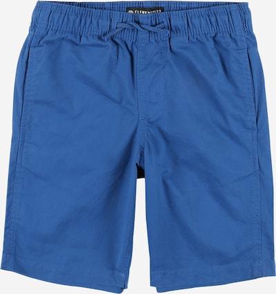 ELEMENT Shorts  'VACATION' in blau, Produktansicht