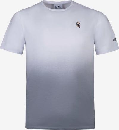 BIDI BADU T-Shirt 'Tropical Don' in grau, Produktansicht