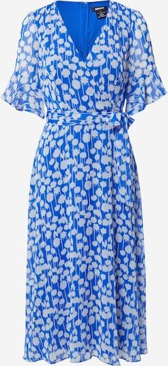 DKNY Mekko värissä sininen / valkoinen, Tuotenäkymä