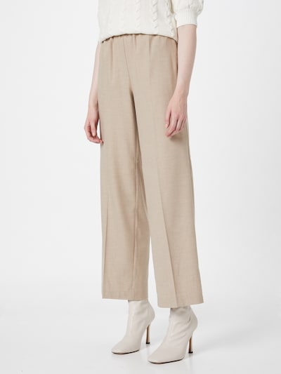 SELECTED FEMME Hose 'BRISE' in cappuccino, Modelansicht