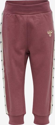 Hummel Pants in rosa, Produktansicht