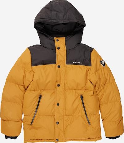 GARCIA Zimná bunda 'Outerwear' - karamelová / čierna, Produkt