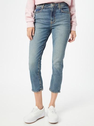 Jeans GUESS pe albastru, Vizualizare model