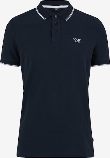 JOOP! Jeans Poloshirt in navy / weiß, Produktansicht