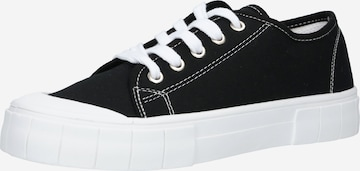 Sneaker low 'PEGGY' de la rubi pe negru