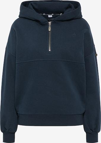 DreiMaster Vintage Sweatshirt in Blau