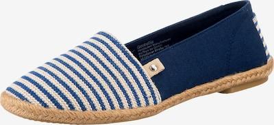 ambellis Espadrilles in blau / weiß, Produktansicht