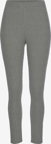 Leggings de la s.Oliver pe gri