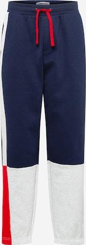 Tommy Jeans Püksid, värv sinine