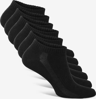 Classics Sneakersocken in schwarz, Produktansicht