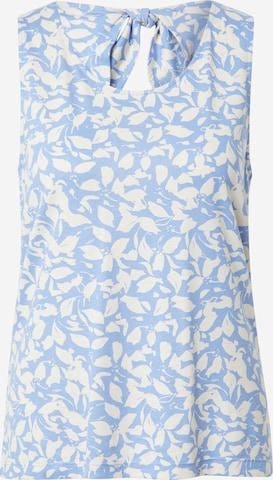 s.Oliver Top in Blauw