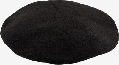 PIECES Beret in schwarz, Produktansicht