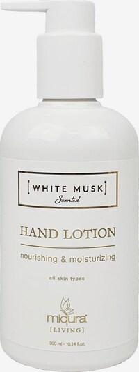 Miqura Handlotion in weiß, Produktansicht