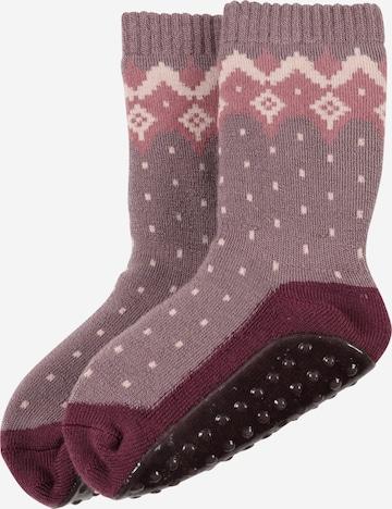 mp Denmark Socks in Purple