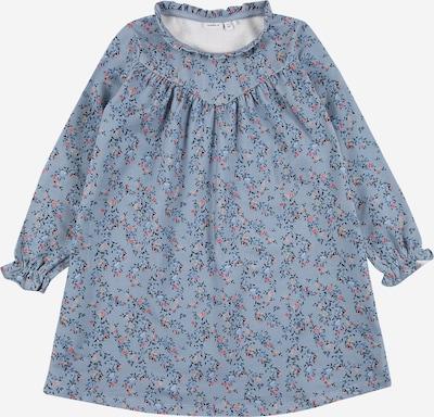 NAME IT Sukienka w kolorze podpalany niebieski / mieszane kolorym, Podgląd produktu
