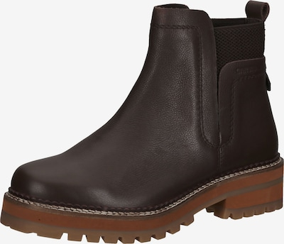 SANSIBAR Chelsea Boots in Dark brown, Item view