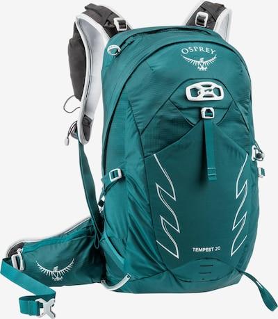 Osprey Wanderrucksack 'Tempest 20' in grün / weiß, Produktansicht